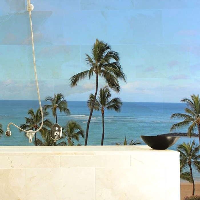 toile personnalis e murale ou plafond toile tendue avec. Black Bedroom Furniture Sets. Home Design Ideas