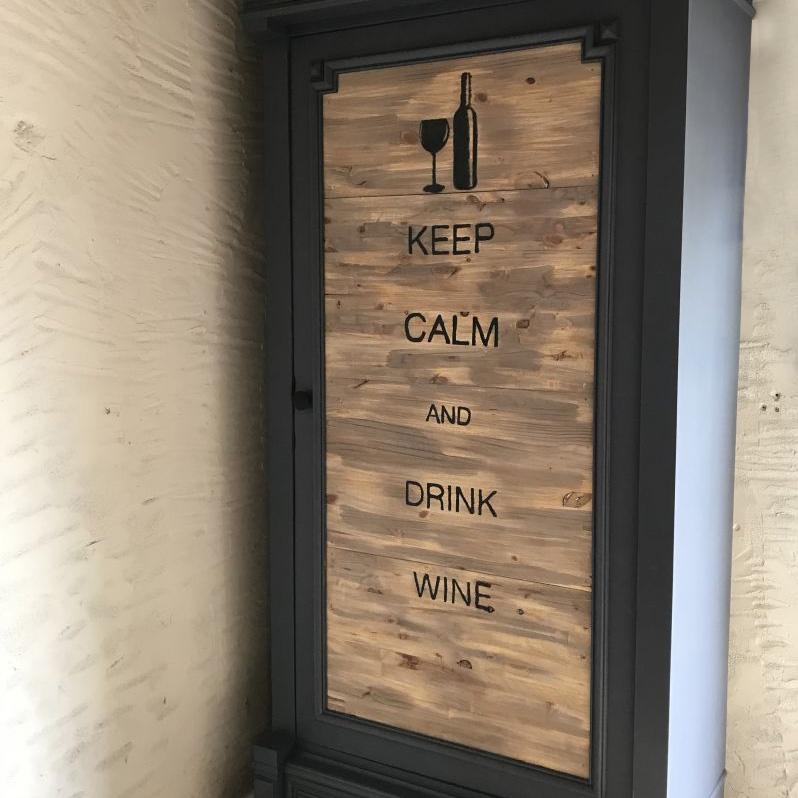 Cave à vin personnalisée