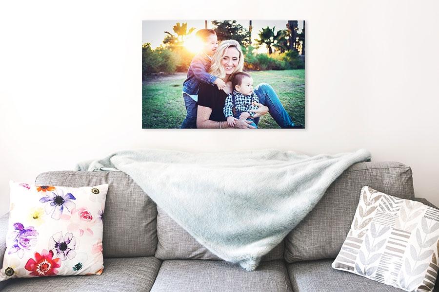 tableau photo de famille